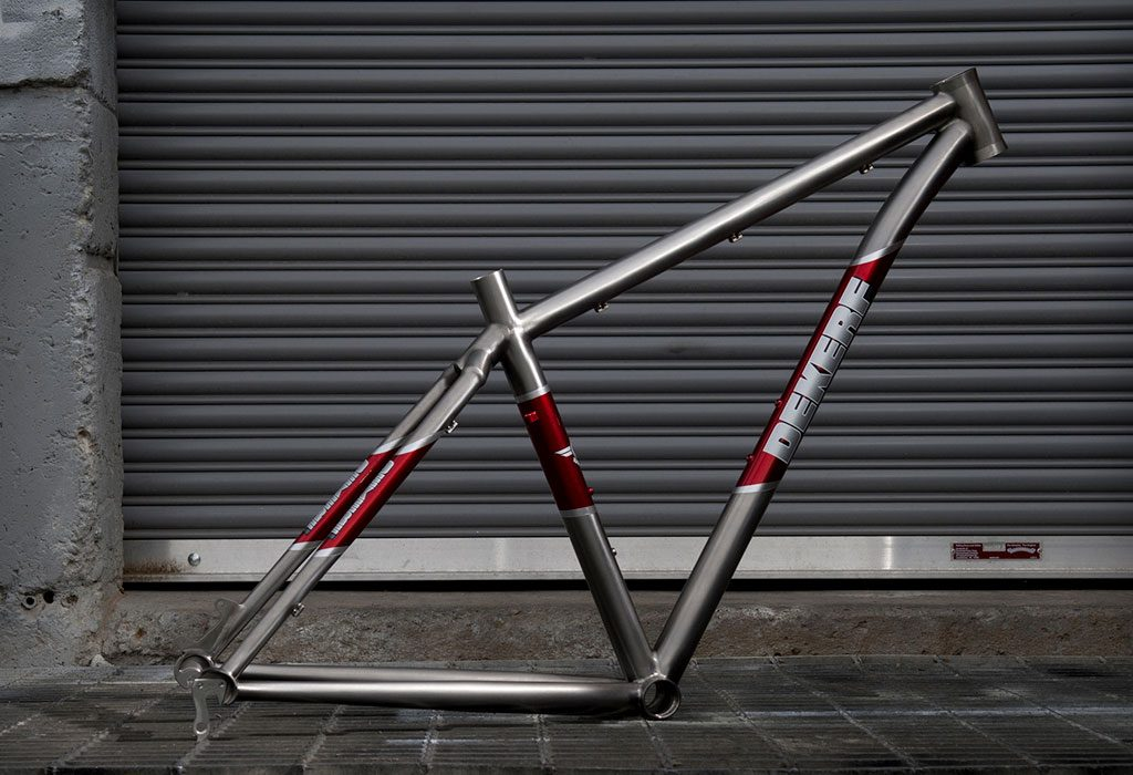 Bicycle Frames & Products - Dekerf Cycle Innovations