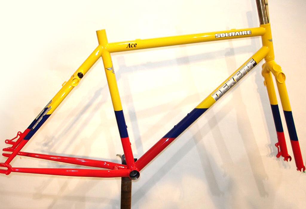 Dekerf Paint Shop - Dekerf Cycles